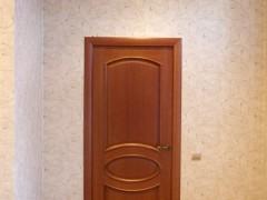 Установка дверей в загородном доме Ларисы Долиной
